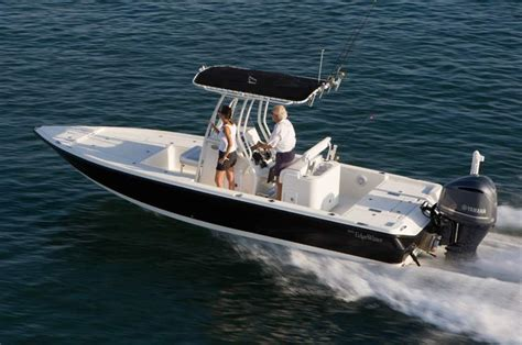 Edgewater Bay Boats 240is 24ft bay boat inshore edgewater boats