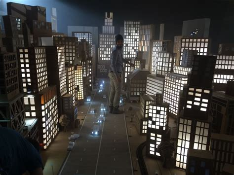city   cardboard boxes