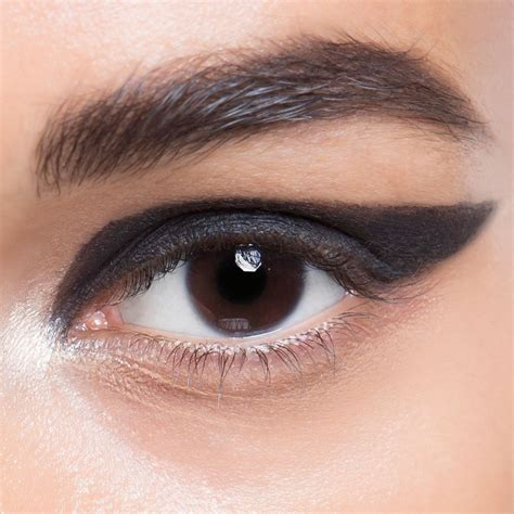 Maquillage Simple Yeux Marrons Maquillage Yeux Marron Eye Liner Comment Maquiller Des Yeux Marron
