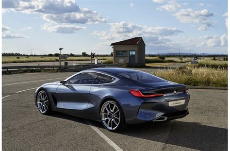 All-new 2018 Bmw 8 Series