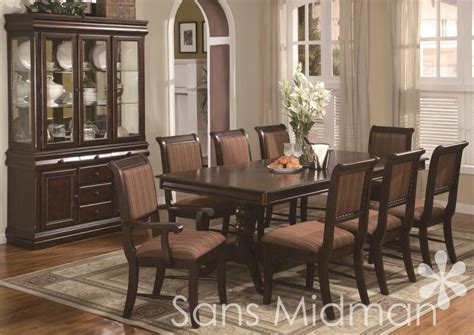 dining table cabinet 8 bordeaux formal dining room set table 6 chairs