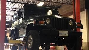 Jeep Wrangler Tj Frame Rust Repair
