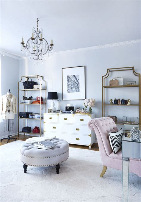 Black Parisian Interior Design Home Office by Office Envy A Soft Space Inspired By
