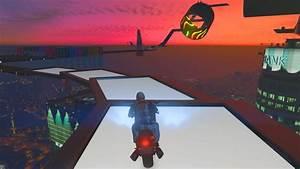 GTA 5 Online Parkour MODDED BIKE PARKOUR #250 YouTube