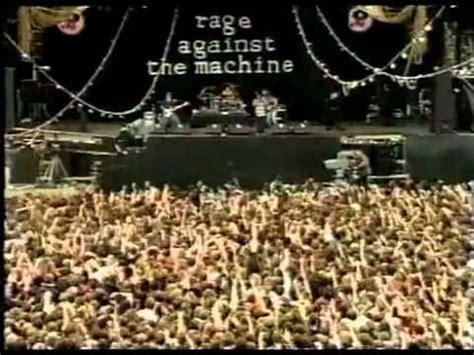 Rage Against the Machine 1993