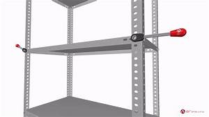 Modular Bolted Metal Shelving Assembly Instructions By Ar
