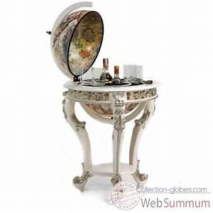 Bar Globe Terrestre : mappemonde sur collection globes ~ Teatrodelosmanantiales.com Idées de Décoration