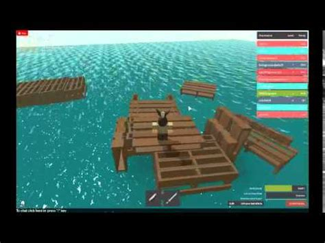 Whatever Floats Your Boat How To Build by Roblox Whatever Floats Your Boat Gameplay