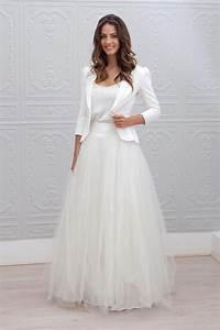 20 facons de porter le blazer elegance pieces de With robe de marie avec alliance pour mariage