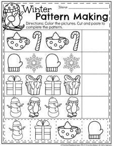december preschool worksheets learning preschool 281   f0a7244f4db6d2d823a064a1bdc7e63b
