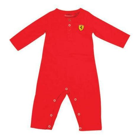 Check out the official store, discover the collection of scuderia ferrari baby clothing and accessories: Formula 1 Baby Clothes | eBay