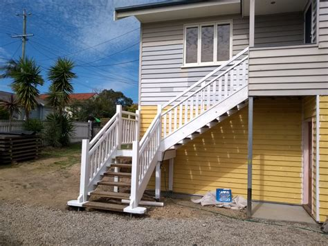 external stairs  carpentry