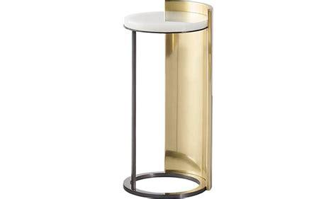 shield drink table  laura kirar  baker furniture