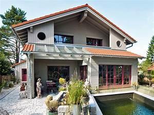 Haus Mit Holzverkleidung : h user mit holzfassade ~ Articles-book.com Haus und Dekorationen