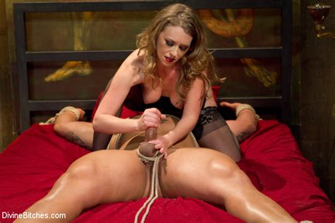 Horny Mistress Commands Her Slave To Lick H Xxx Dessert