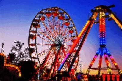 Park Amusement Wheel Ferris Theme Fair Rides