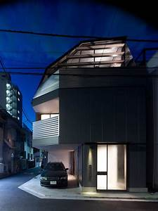 Efficient, Small, House, In, Tokyo