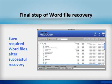 restore deleted microsoft word documents  mac