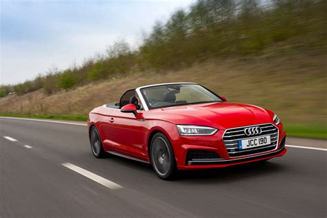 convertible audi audi a5 cabriolet s line 2 0 tdi review auto express