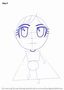 Learn How to Draw Chibi Supergirl (Chibi Characters) Step ...