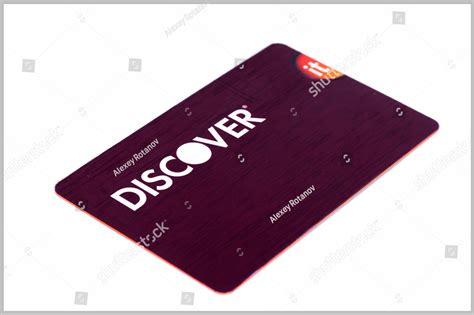 discover card designs  premium templates
