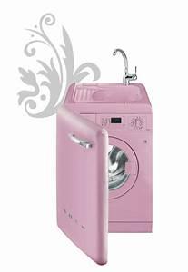 Lave Vaisselle Retro : r frig rateurs lave linge et lave vaiselle design ann es 50 smeg ~ Teatrodelosmanantiales.com Idées de Décoration