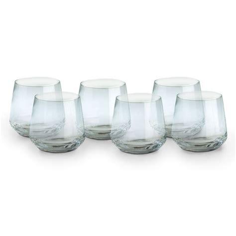 bicchieri tognana tognana bicchieri set 6 pezzi arredamente di