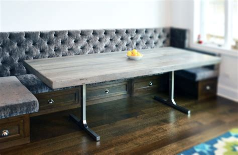 Classy Grey Dining Table Color ? The Home Redesign