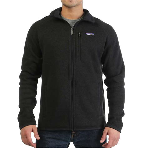 Patagonia Men's Better Sweater Jacket Moosejaw