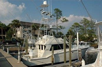 Boat Loans Pensacola by 1979 Hatteras Convertible Power Boat For Sale Www