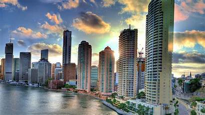 Business District Central Miraculous Brisbane