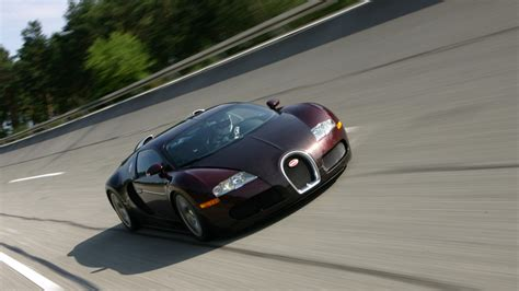 The veyron 16.4 appears in need for speed: How Setting the Speed Record 15 Years Ago Changed Bugatti ...