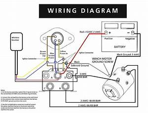Warn Winch Controller Wiring Diagram 3 Way