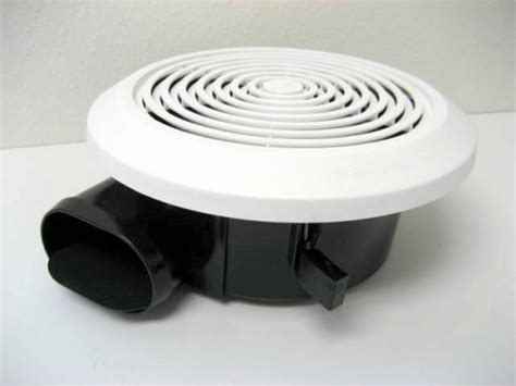 rv bathroom exhaust fan ventline side exhaust bath fan star mobile home supplies
