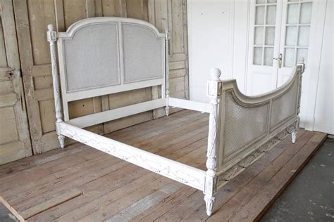 Vintage King Size Double Caned French Style Bed At 1stdibs Antique Indian Jewelry Box Italian Antiques Melbourne Coin Valuation India Henredon Dining Room Furniture Mexican Metal Beds Uk Best Way To Value Staircase Spindles