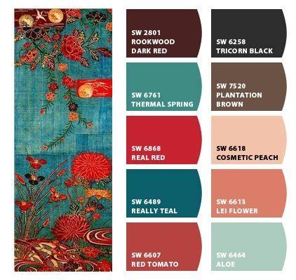 17 best ideas about teal color schemes on pinterest