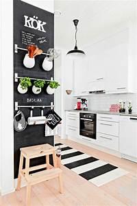 Ikea Küchen Zubehör : moderne wandgestaltung kreative ideen und beispiele k che einrichten organisieren ~ Orissabook.com Haus und Dekorationen