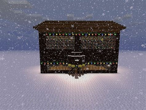Cozy Christmas Home Decor: Cozy Christmas House! Minecraft Project