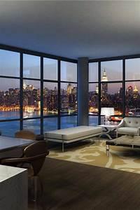 Gardinen Für Balkonfenster : bodentiefe fenster 29 schicke gestaltungen ~ Sanjose-hotels-ca.com Haus und Dekorationen