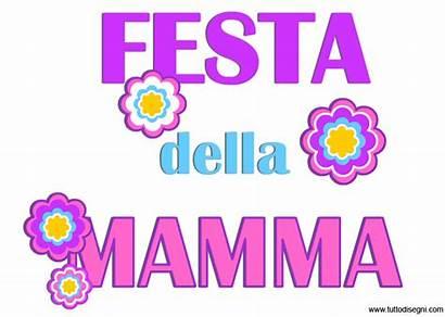 Mamma Festa Della Auguri Scritta Immagini Fiori