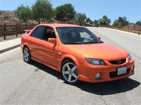 2003 Mazda Protege Mazdaspeed by Mazda Mazdaspeed Protege Laptimes Specs Performance Data