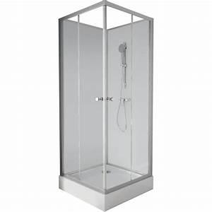 Installation Cabine De Douche : cabine de douche soda salle de bains ~ Melissatoandfro.com Idées de Décoration