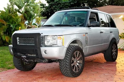 lifted range rover land rover range rover 3 6 2010 auto images and