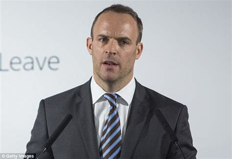 Minister Housing Dominic Raab