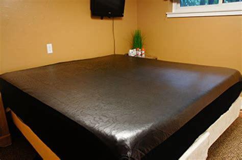 Nuru Sheets Nuru Mattress Waterproof (Full) (Grey)   Buy