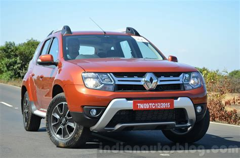 Review Renault Duster by 2016 Renault Duster Automatic Review