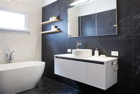 The Block Nz Tiles  Bathroom  Auckland  By Tile Space