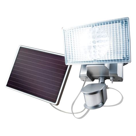 maxsa 174 44449 100 led outdoor solar security light