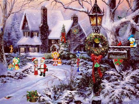 Christmas Paradise Screensaver