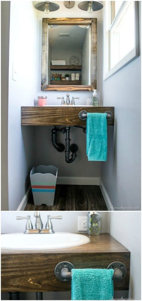 gorgeous diy bathroom vanities  beautify  beauty